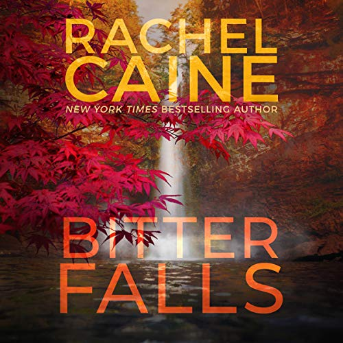 Bitter Falls audiobook cover art