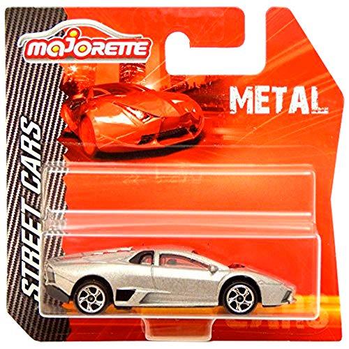 FM Cars Majorette L.A.M.B.O.R.G.H.I.N.I. Reventon Silver 164