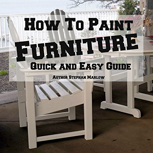 How to Paint Furniture audiobook cover art