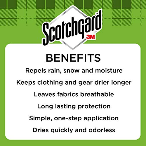 Product Image 4: Scotchgard Heavy Duty Water Shield, Repels Water, Ideal For Outerwear, Tents, Backpacks, Canvas, Polyester And Nylon, 13 Ounces