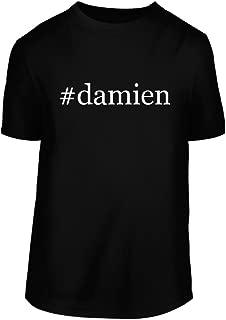 #Damien - A Hashtag Nice Men's Short Sleeve T-Shirt Shirt