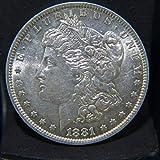 1881 O Morgan Silver Dollar Frosty Luster $1...