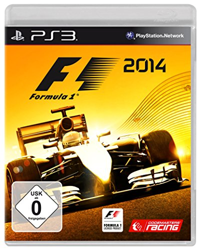 F1 2014 - [PlayStation 3]