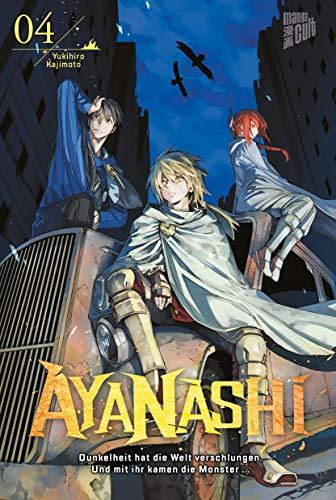 Ayanashi 4