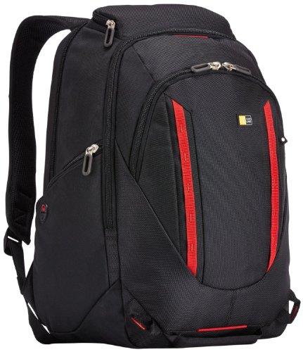 Case Logic Bpep115 Notebook + Tablet Backpack/For 15.6'/ Polyester/Black