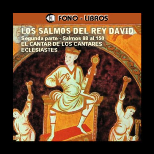 Los Salmos del Rey David audiobook cover art