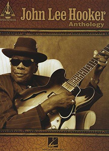 John Lee Hooker Anthology Songbook (English Edition)