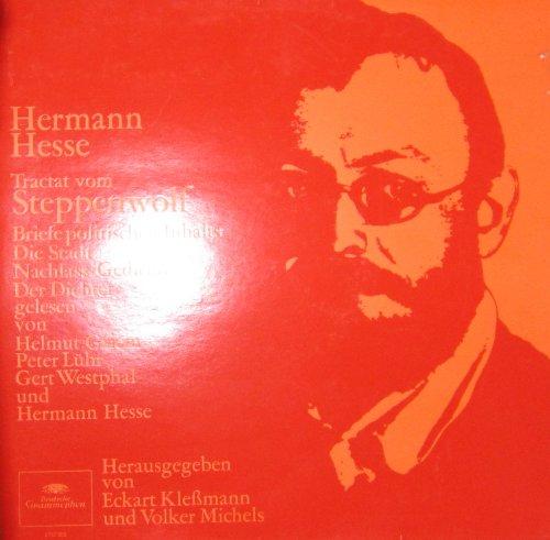 Hermann Hesse: Tractat vom STEPPENWOLF u.a. [Vinyl Doppel-LP] [Schallplatte]
