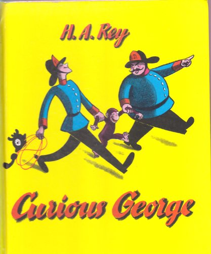 Price comparison product image Houghton Mifflin Curious George Book