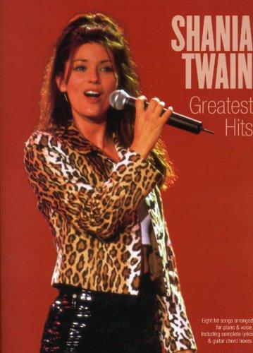 Shania Twain Greatest Hits