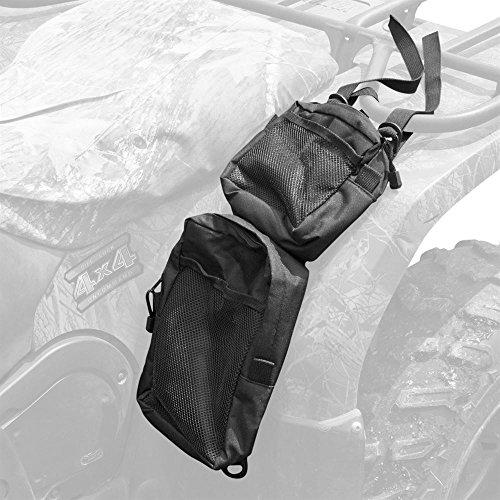 Black Widow 62107 ATV Fender/Tank Saddle Bag