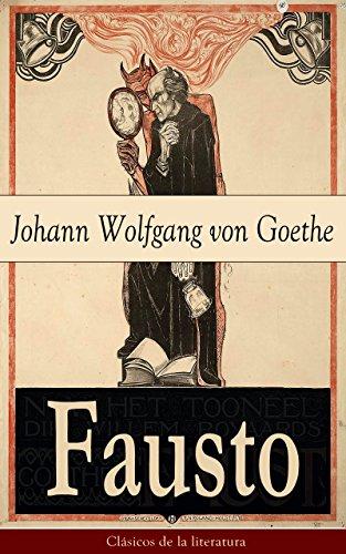 Amazon.com: Fausto: Clásicos de la literatura (Letras Universales nº 313)  (Spanish Edition) eBook: von Goethe, Johann Wolfgang, Salmerón Infante,  Miguel: Kindle Store