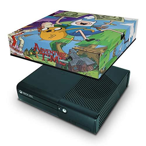 Capa Anti Poeira Xbox 360 Super Slim - Hora De Aventura