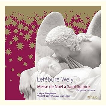Lefébure-Wely: Messe de Noël à Saint-Sulpice