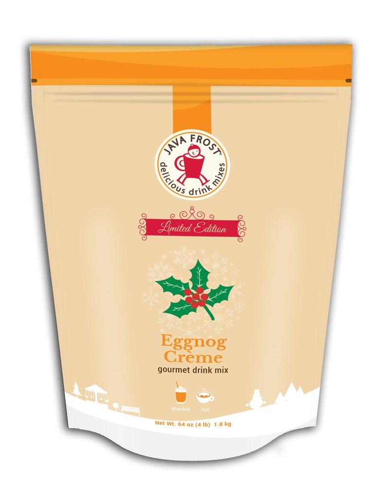 Eggnog Creme Drink Mix, 4 LB Bag