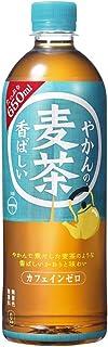 コカ・コーラ 一(はじめ) やかんの麦茶650mlPET ×24本