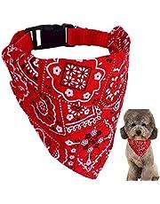 Mascotas Perros Correa ajustable Pañuelos Collares Cachorros Gatos Bufandas para el cuello Mascotas Aseo Encantador Triángulo Bufanda Pañuelo Paño Saliva Toalla para pequeños cachorros grandes Gatitos