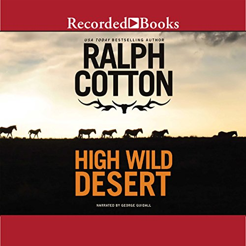 High Wild Desert audiobook cover art