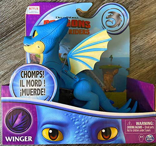 DreamWorks Dragons Rescue Riders Winger