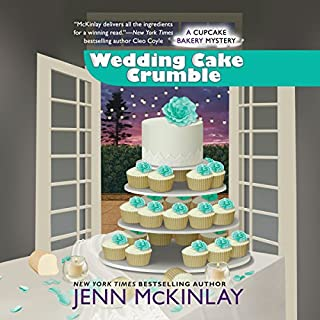Wedding Cake Crumble                   By:                                                                                                                                 Jenn McKinlay                               Narrated by:                                                                                                                                 Susan Boyce                      Length: 7 hrs and 4 mins     Not rated yet     Overall 0.0