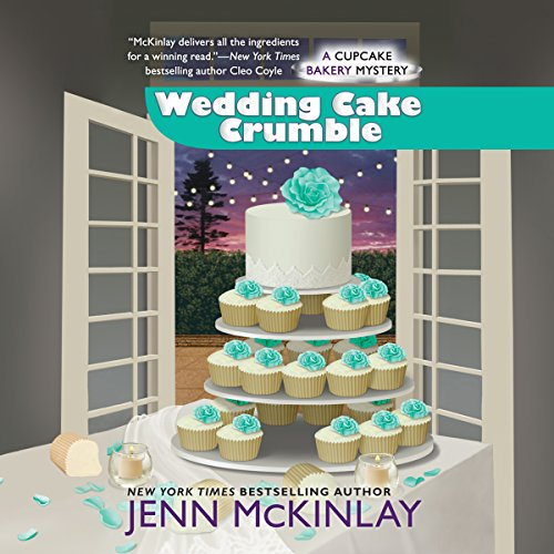 Wedding Cake Crumble                   By:                                                                                                                                 Jenn McKinlay                               Narrated by:                                                                                                                                 Susan Boyce                      Length: 7 hrs and 4 mins     113 ratings     Overall 4.7