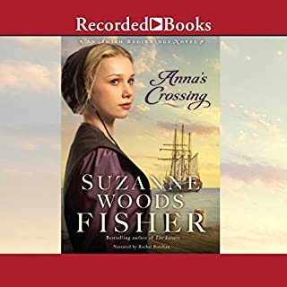 Anna's Crossing cover art