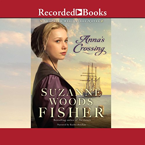 Anna's Crossing audiobook cover art