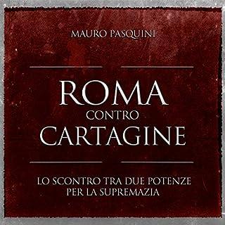Roma contro Cartagine copertina