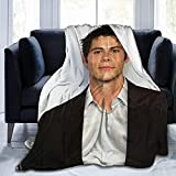 Dylan Obrien Blankets Ultra-Soft Flannel Fleece Blanket Bed Throws for Couch, Bed, Sofa 40'×50'