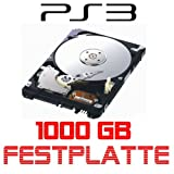 MTXtec - Disco rigido interno da 1024 GB/1 TB, 5400 rpm, 8 MB cache, per SONY Playstation 3, PS3 e PC portatili