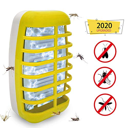 Bug Zapper 2020 New Electronic Mosquito Insect Killer $9.49 (50% Off with code)