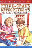 The Riddle of the Stolen Sand (Third Grade Detectives)