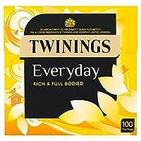トワイニング毎日100 1パック - Twinings Everyday 100 per pack [並行輸入品]