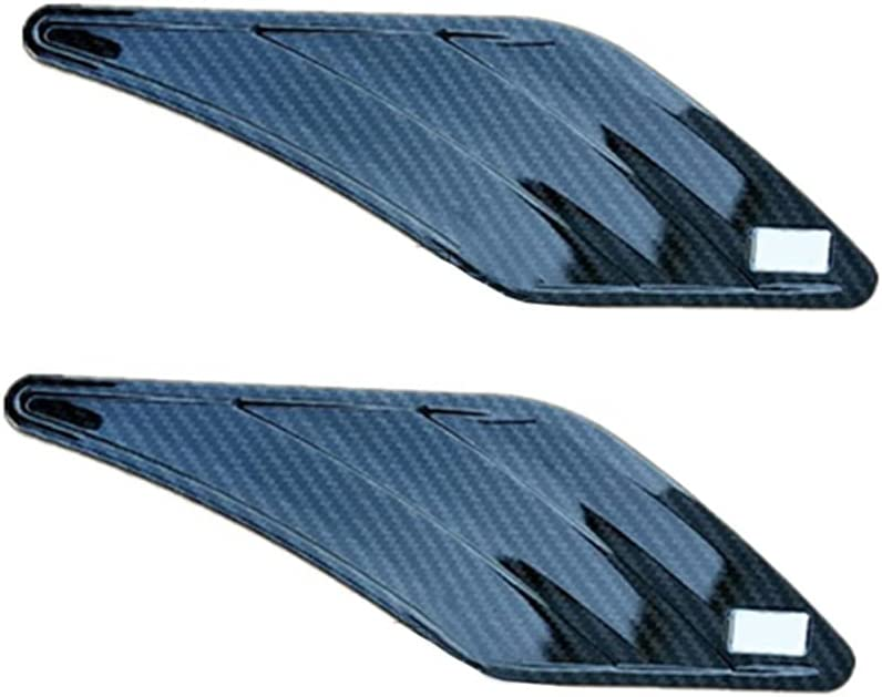 Car Fender Side Cover MoreChioce Quality inspection Shark Decoration Gills Choice ABS