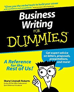 Business Writing For Dummies?
