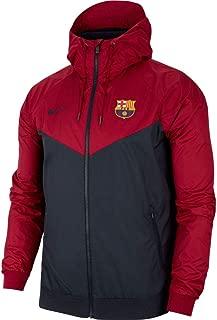 fc barcelona windrunner jacket