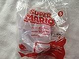 Super Mario Happy Meal Toy, #5 Invincible Mario