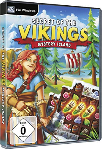 Secret of the Vikings - Mystery Island - Klick Management & Match 3 Windows 10, 8.1, 7