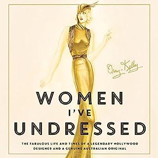 Women I've Undressed audiobook cover art