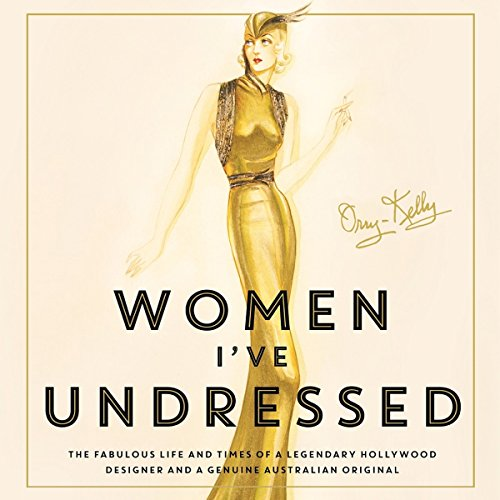 Women I've Undressed cover art