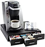 Amazon Basics Coffee Pod Storage Drawer for K-Cup Pods - 36 Pod Capacity...