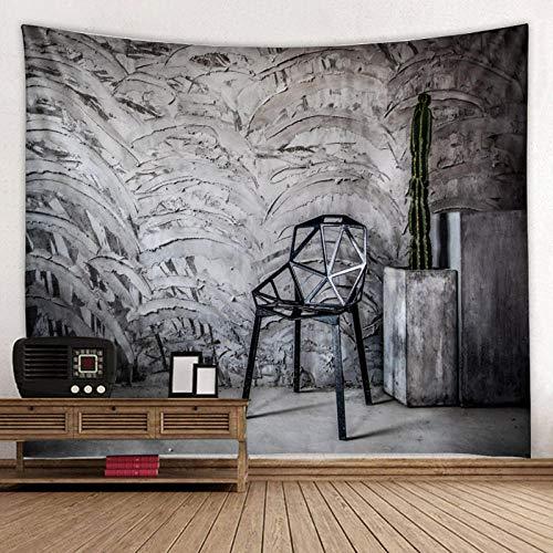Kreative Tapisserie Prägnante Wandteppiche im ausgefallenen Stil Wandbehang für die Inneneinrichtung Wohnzimmer Schlafzimmer Wandkunst Hintergrund Tapisserie 51X59 Zoll (130X150)
