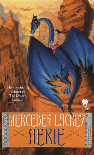 Aerie: Book Four of the Dragon Jousters