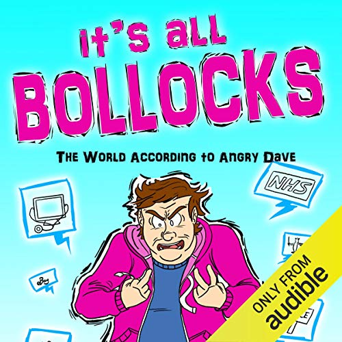 It's All Bollocks audiobook cover art
