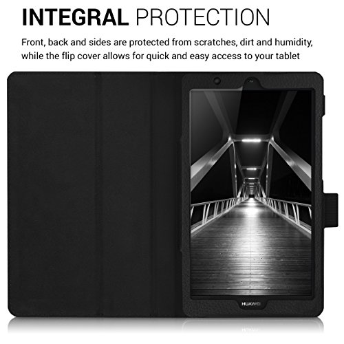 kwmobile Huawei MediaPad T3 7.0 Hülle - Tablet Cover Case Schutzhülle für Huawei MediaPad T3 7.0 mit Ständer - 3