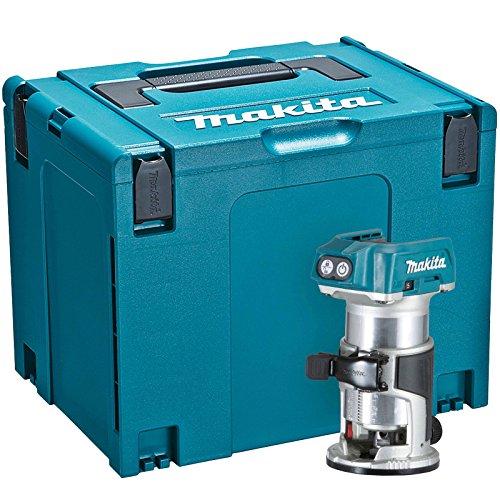 Makita DRT50 18v LXT Cordless Brushless Router Trimmer No Batteries