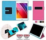 reboon Hülle für Asus ZenPad S 8.0 Z580CA Tasche Cover Hülle Bumper | in Pink | Testsieger