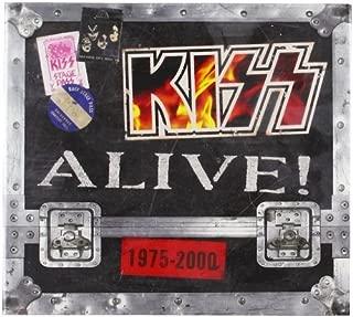 Kiss - Alive! 1975-2000 [Box Set] by Kiss (2008-08-03)