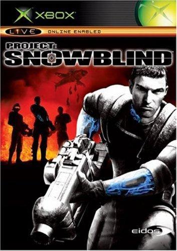 Project: Snowblind  [Edizione: Regno Unito]
