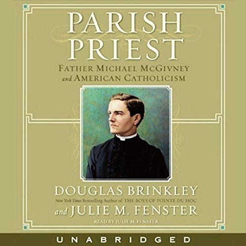Parish Priest audiobook cover art